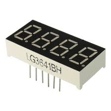 0.36 inch 4 digit led display 7 seg segment Common cathode Red