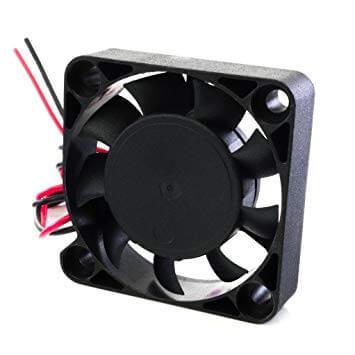40mm x 40mm, 12V DC Fan