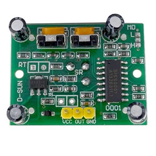 HC-SR501 PIR Motion Sensor Detector