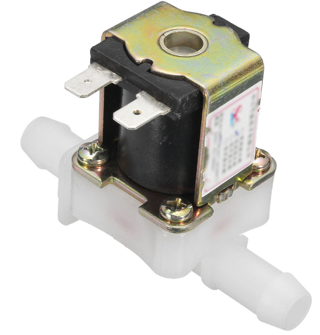 12mm , 12V DC Electric Solenoid Valve Water Air Inlet Flow Switch Normally  Closed